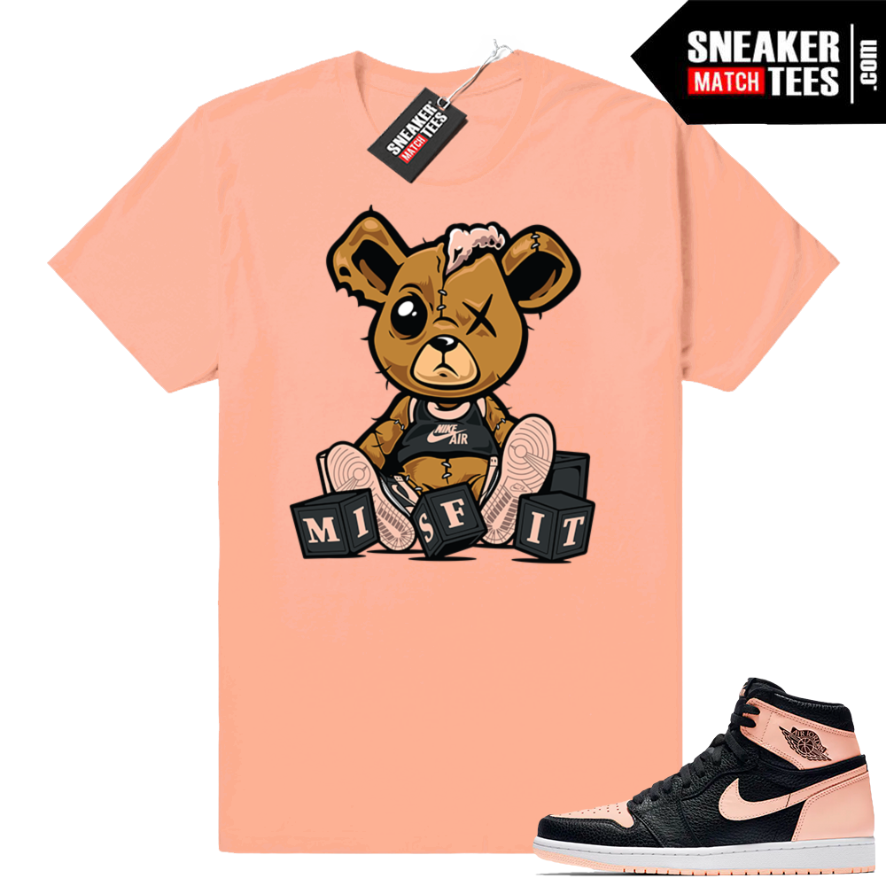 jordan 1 crimson tint shirts jordan match clothing shop. Black Bedroom Furniture Sets. Home Design Ideas