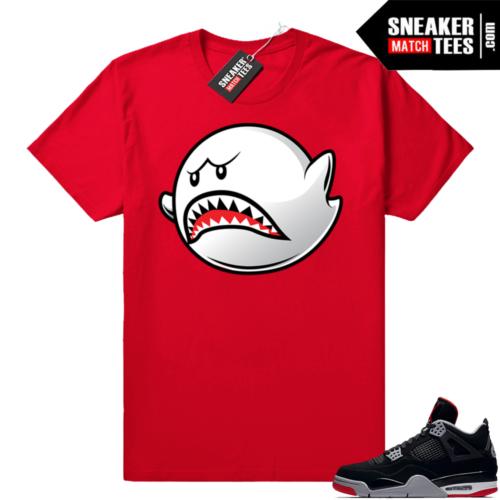 Jordan 4 sneaker tee shirts