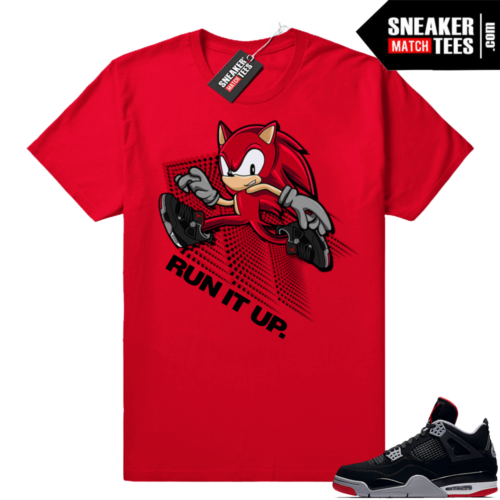 Match Bred 4s sneakers