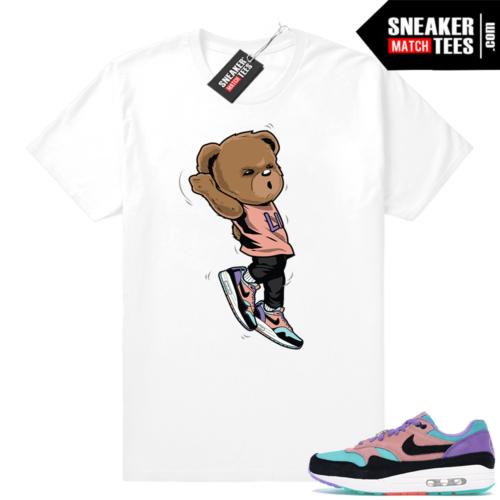 Match Nike Air Max 1