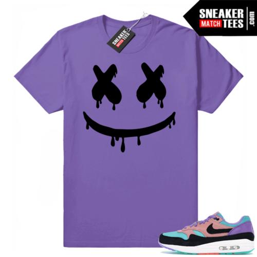 Nike Air Max 1 sneaker tees