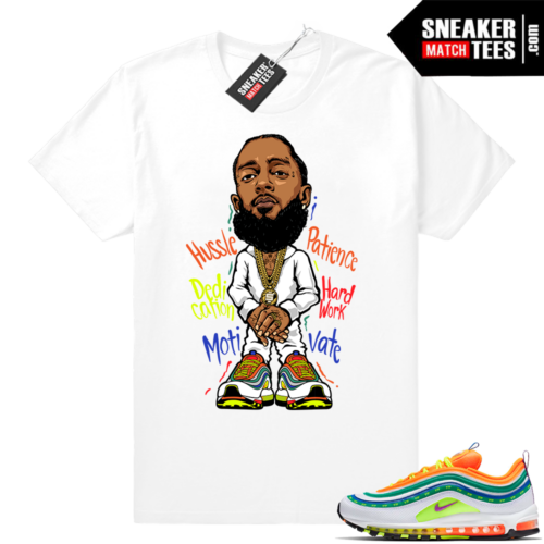 Nipsey Hussle Air Max 97 London Summer of Love