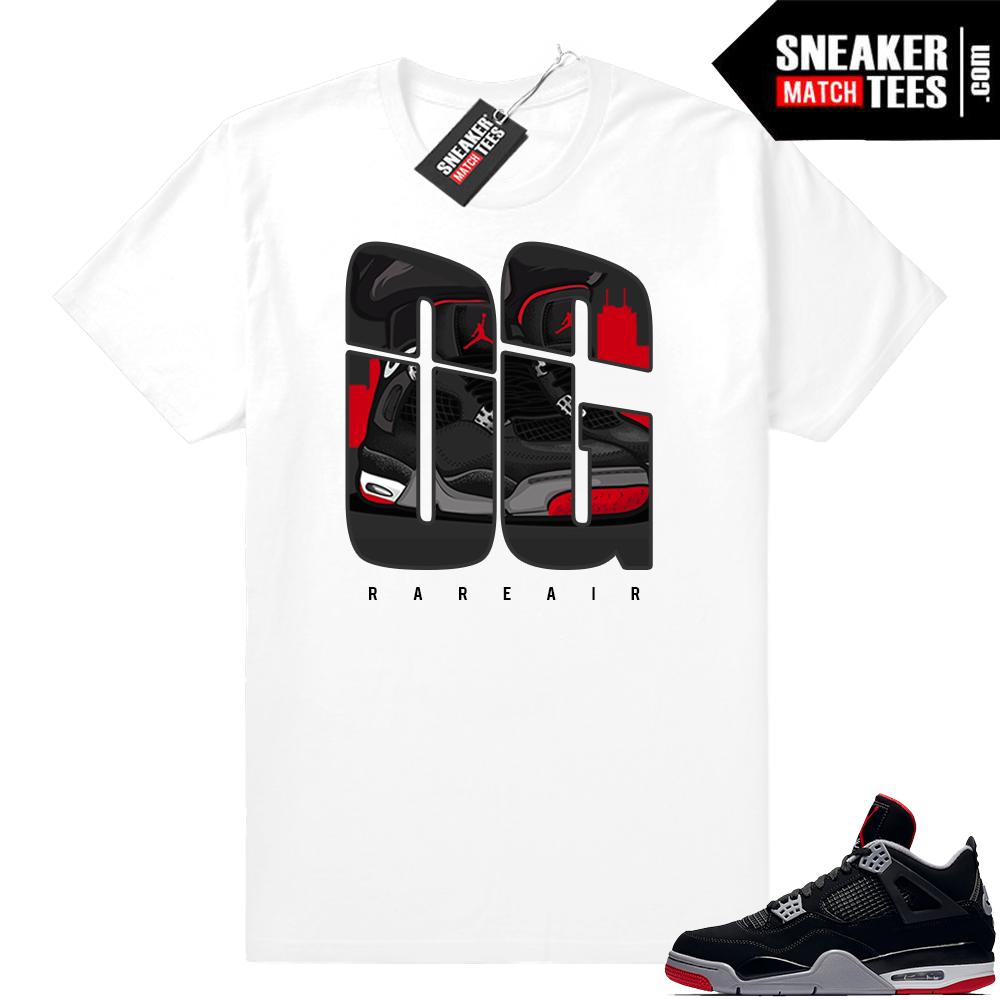 Retro Jordan 4 Bred OG shirt | Jordan