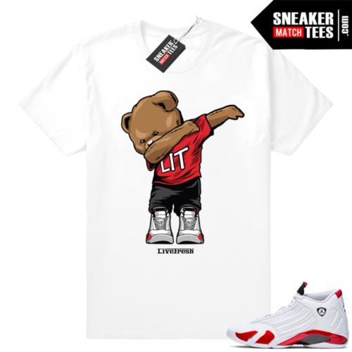 Sneaker Match Candy Cane 14 Jordan retro