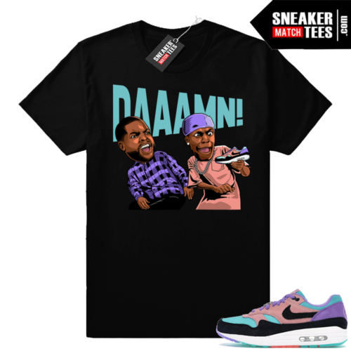 Sneaker tee shirt Air Max 1