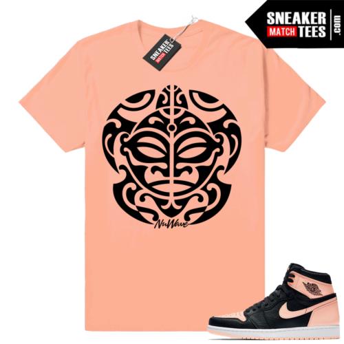 Sneaker tees Jordan 1 Pink