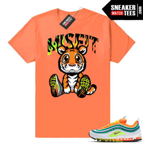 Air Max 97 Misfit Tiger tee