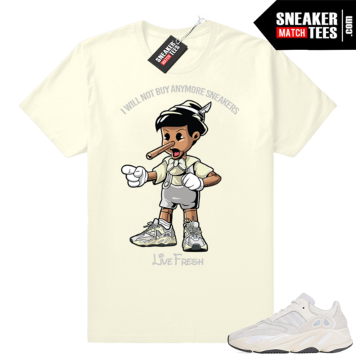 Analog Yeezy tee shirts