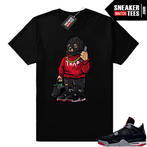 Bred Jordan t shirt