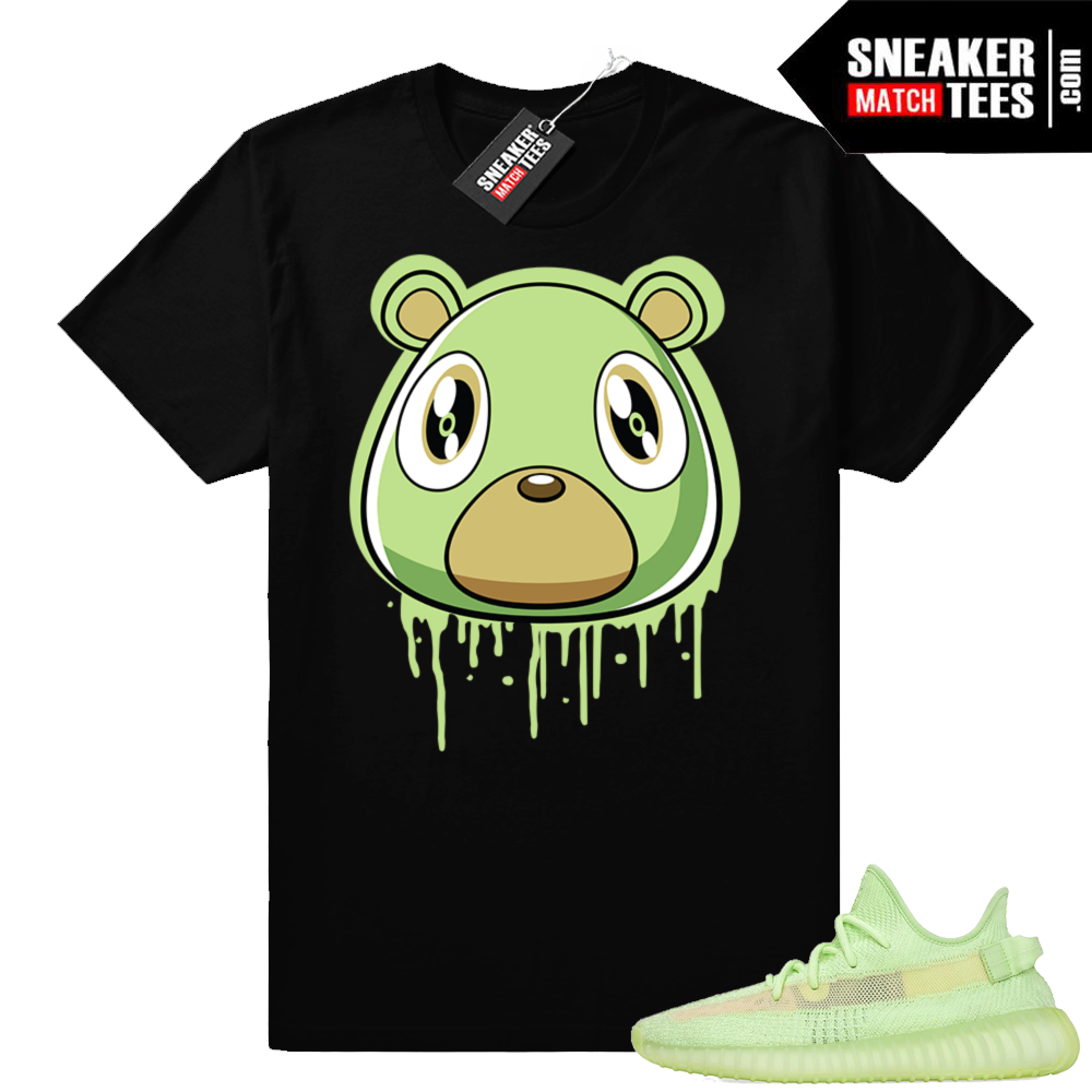 Green Glow Yeezy shirts