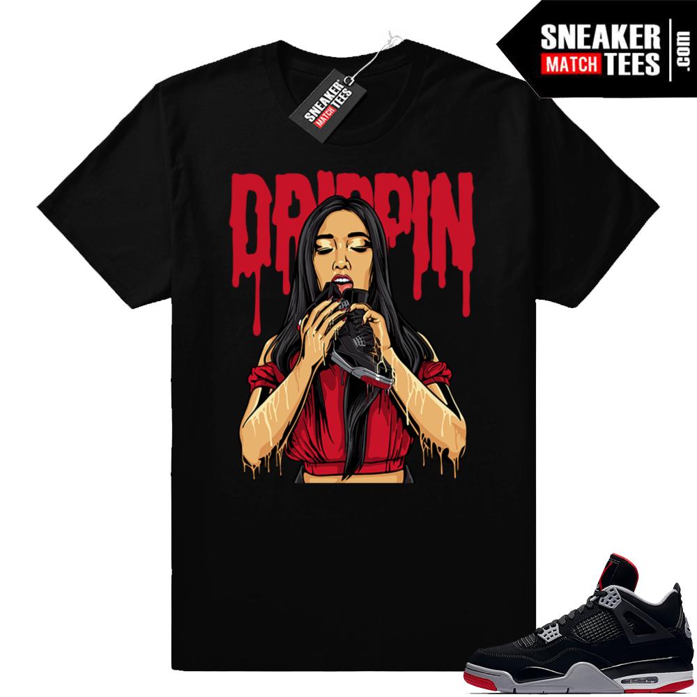 Shirt Bred Jordan 4