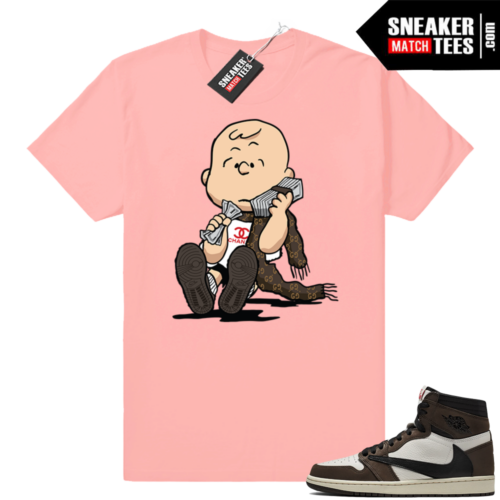 Sneaker Match Travis Scott 1