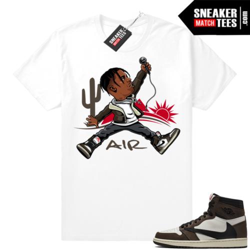Sneaker Match Travis Scott 1s