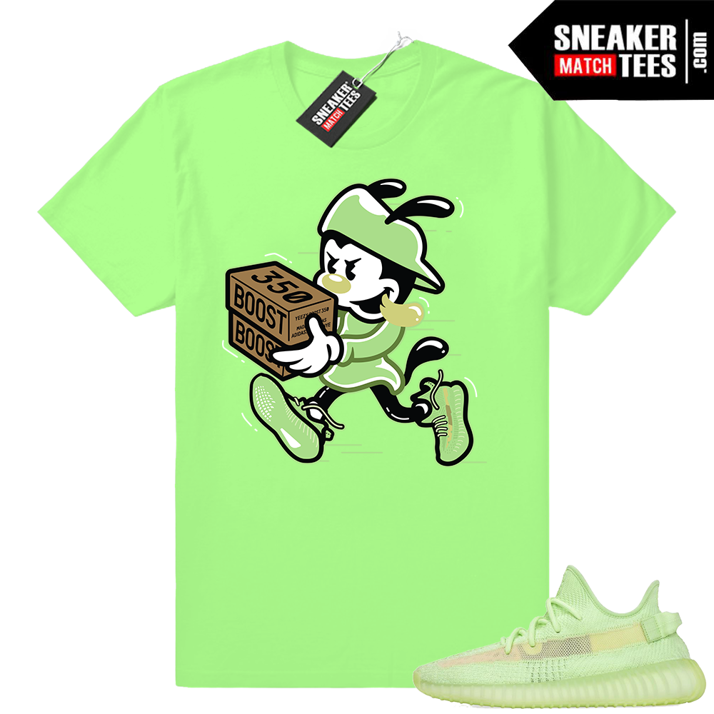 Yeezy 350 Glow Double Up shirt