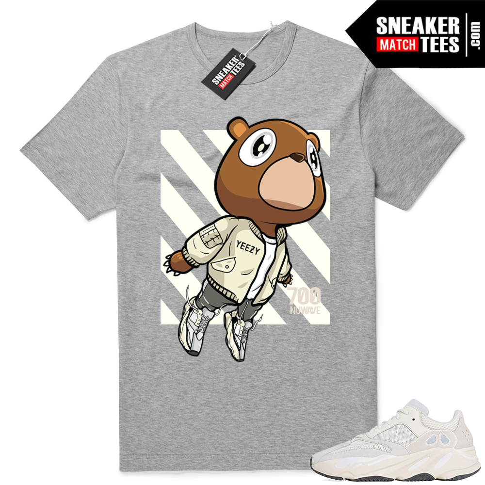 Yeezy 700 Analog shirt to match   Yeezy