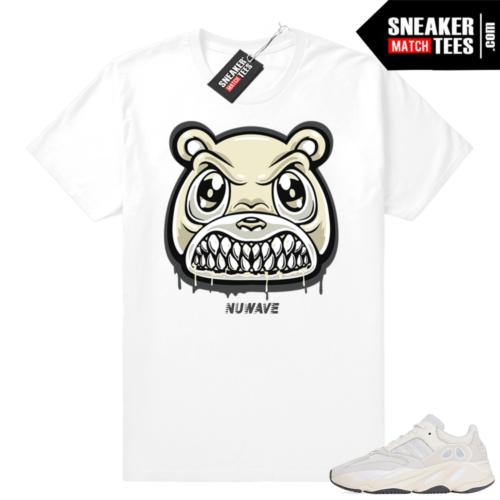 Yeezy 700 Analog sneaker shirts
