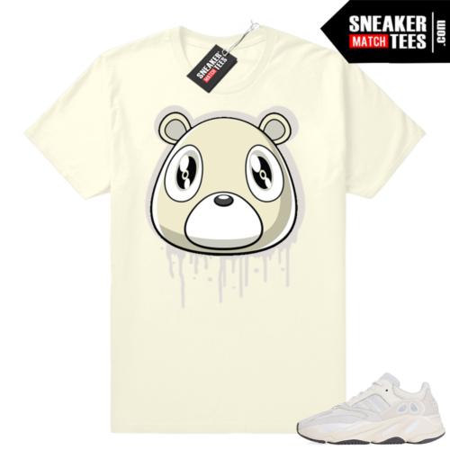 Yeezy 700 Analog sneaker tees