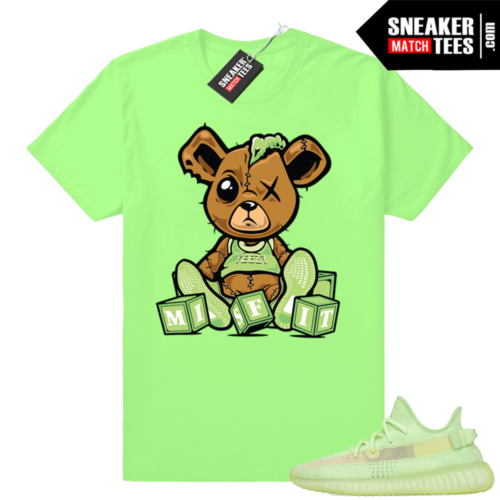 Yeezy Glow sneaker tees