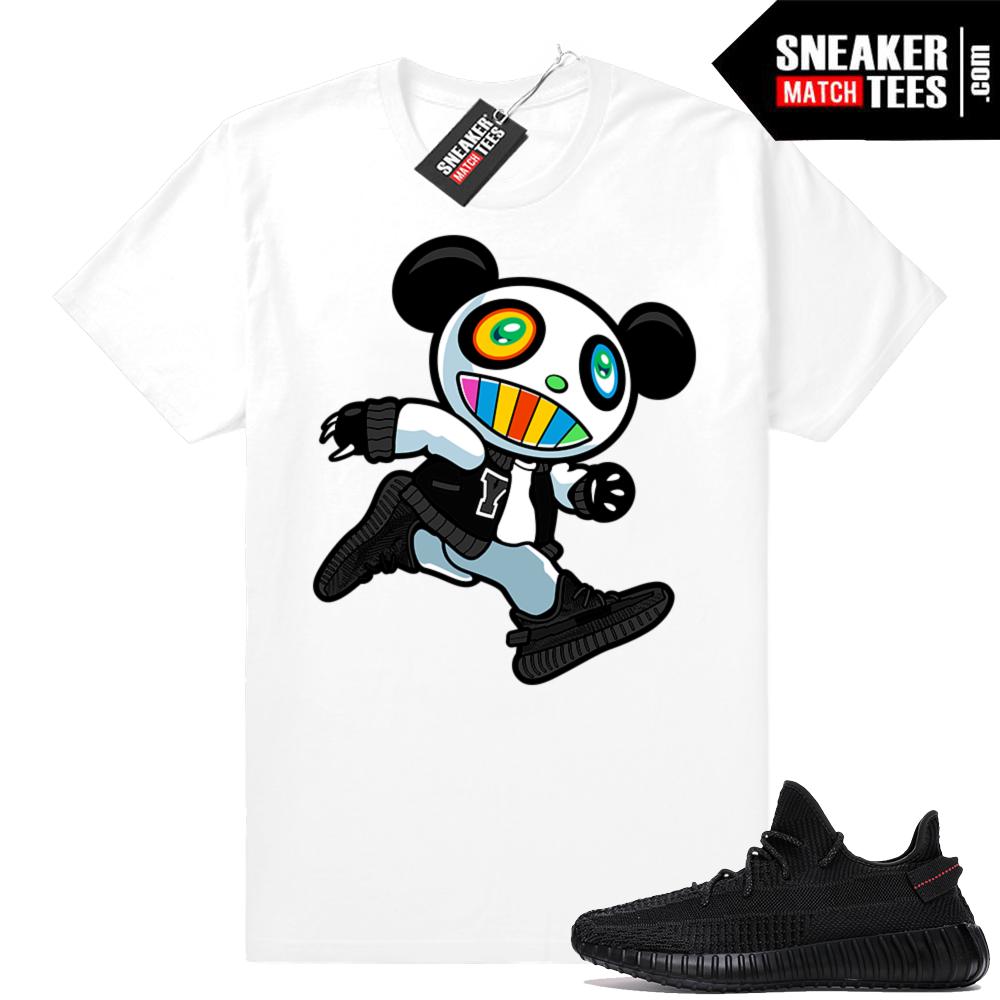 Black Yeezy Boost 350 V2 Shirt