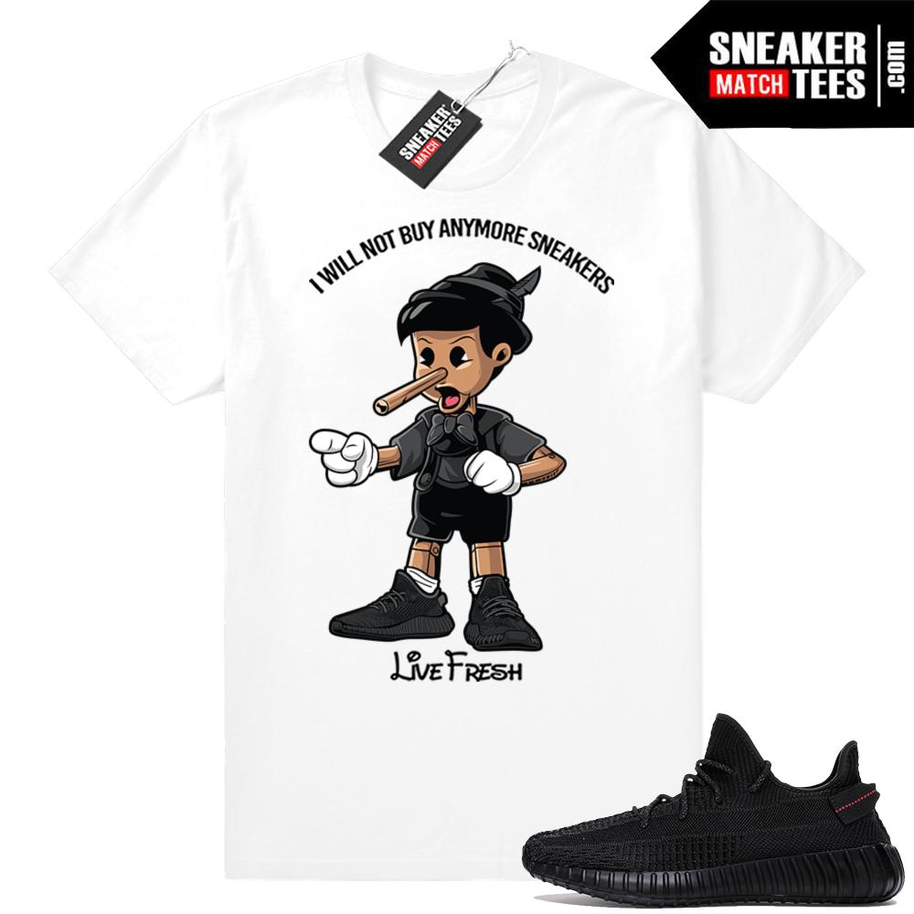Black Yeezy Boost 350 V2 apparel match