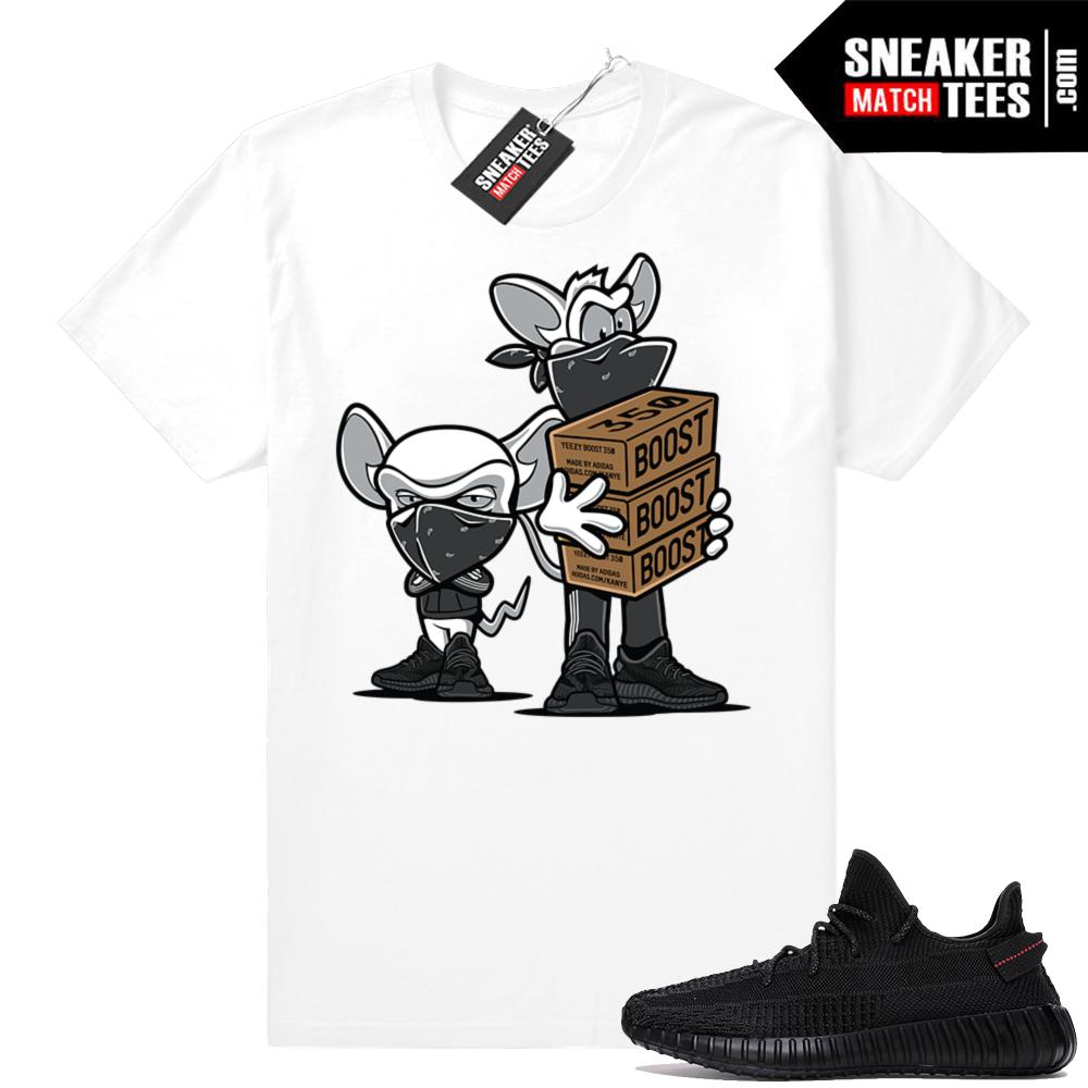 Black Yeezy V2 shirts