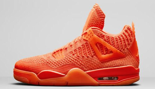 Jordan release dates June Jordan 4 Flyknit Orange
