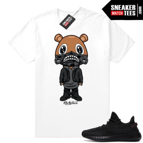 Match Yeezy sneakers Black 350 V2