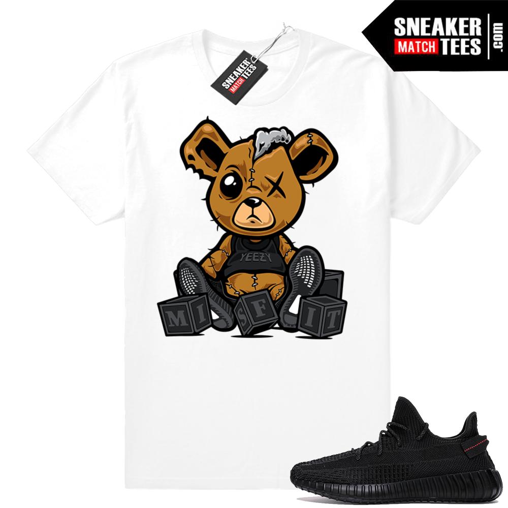 Shirts match Black Yeezy Boost 350 V2