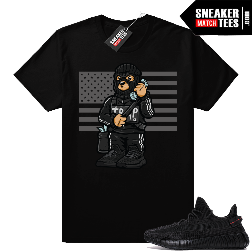Shirts matching Yeezy Boost Black