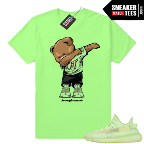 Shirts to match Yeezy Boost 350