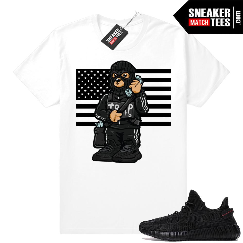 Sneaker Match Black Yeezys