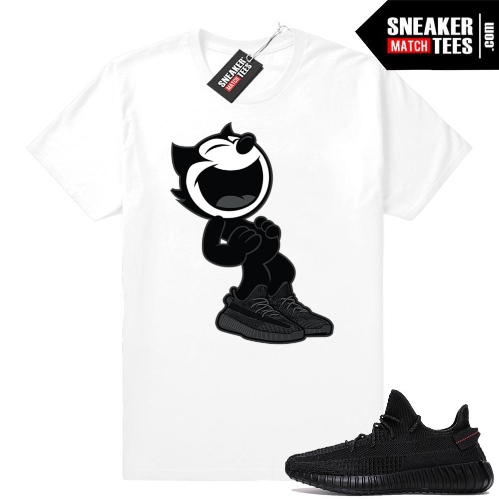 Yeezy Black V2 shirts