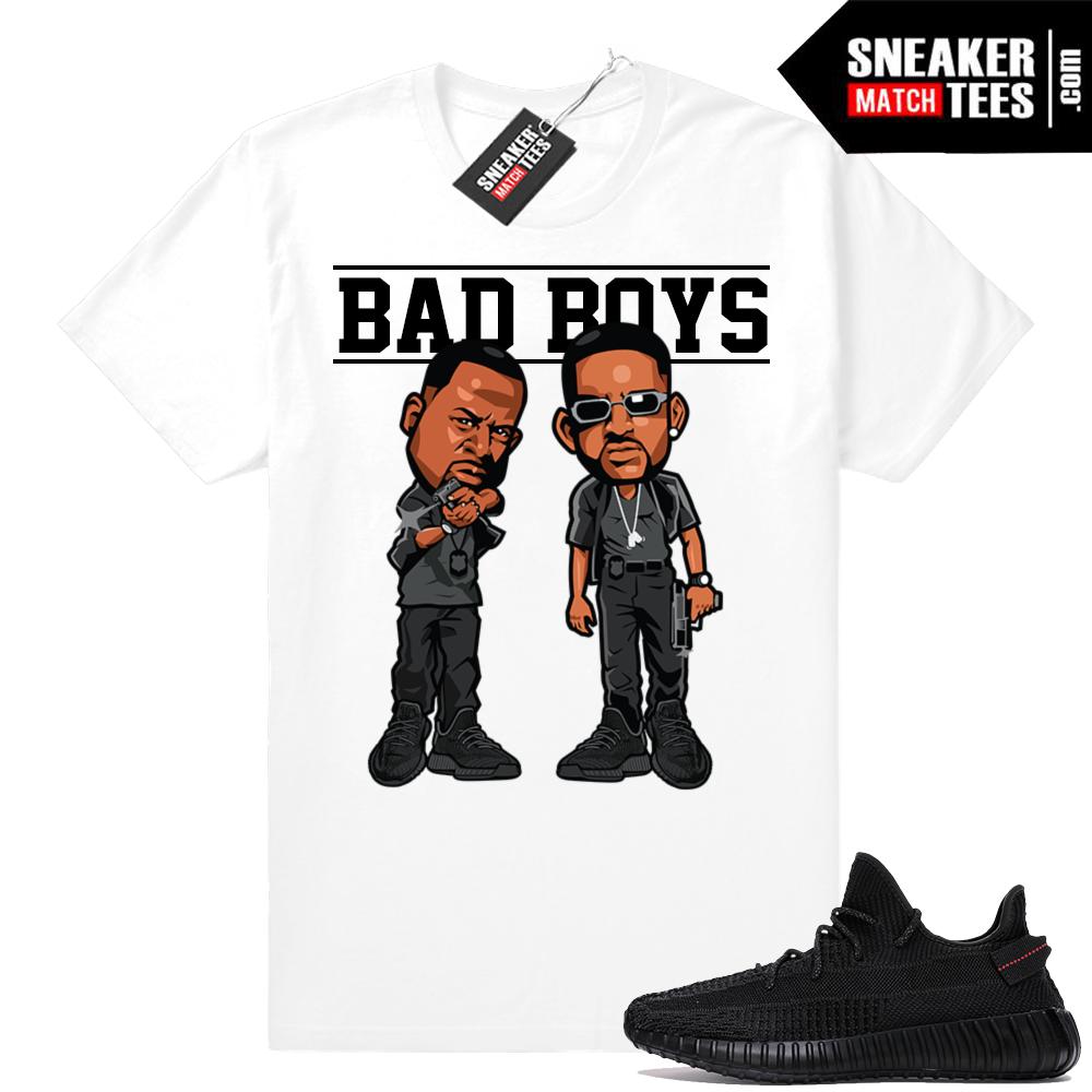 Yeezy Boost 350 V2 Black Match T-shirt