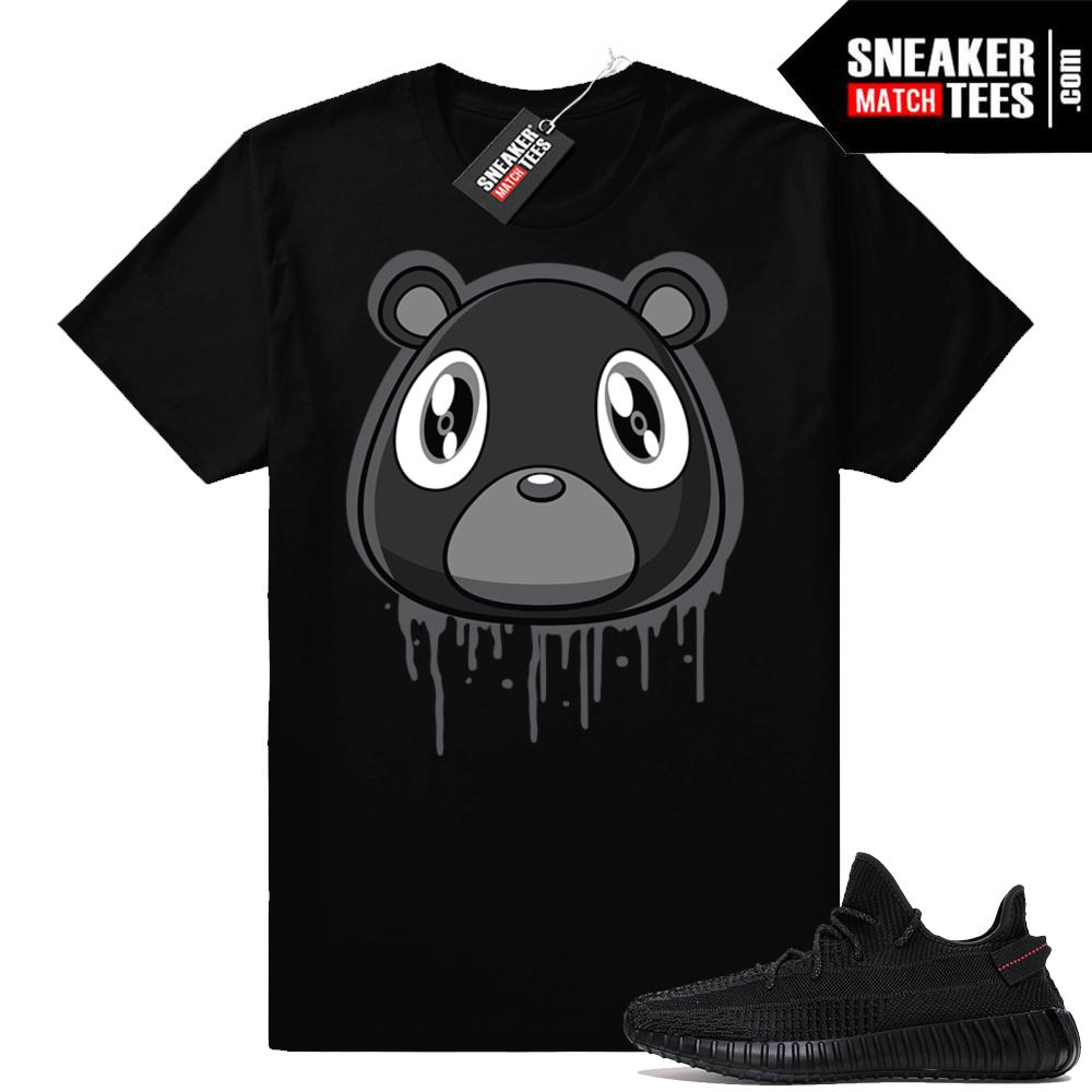 Yeezy Boost 350 V2 Black Shirt