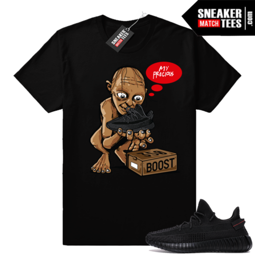 Yeezy Boost 350 V2 Black apparel