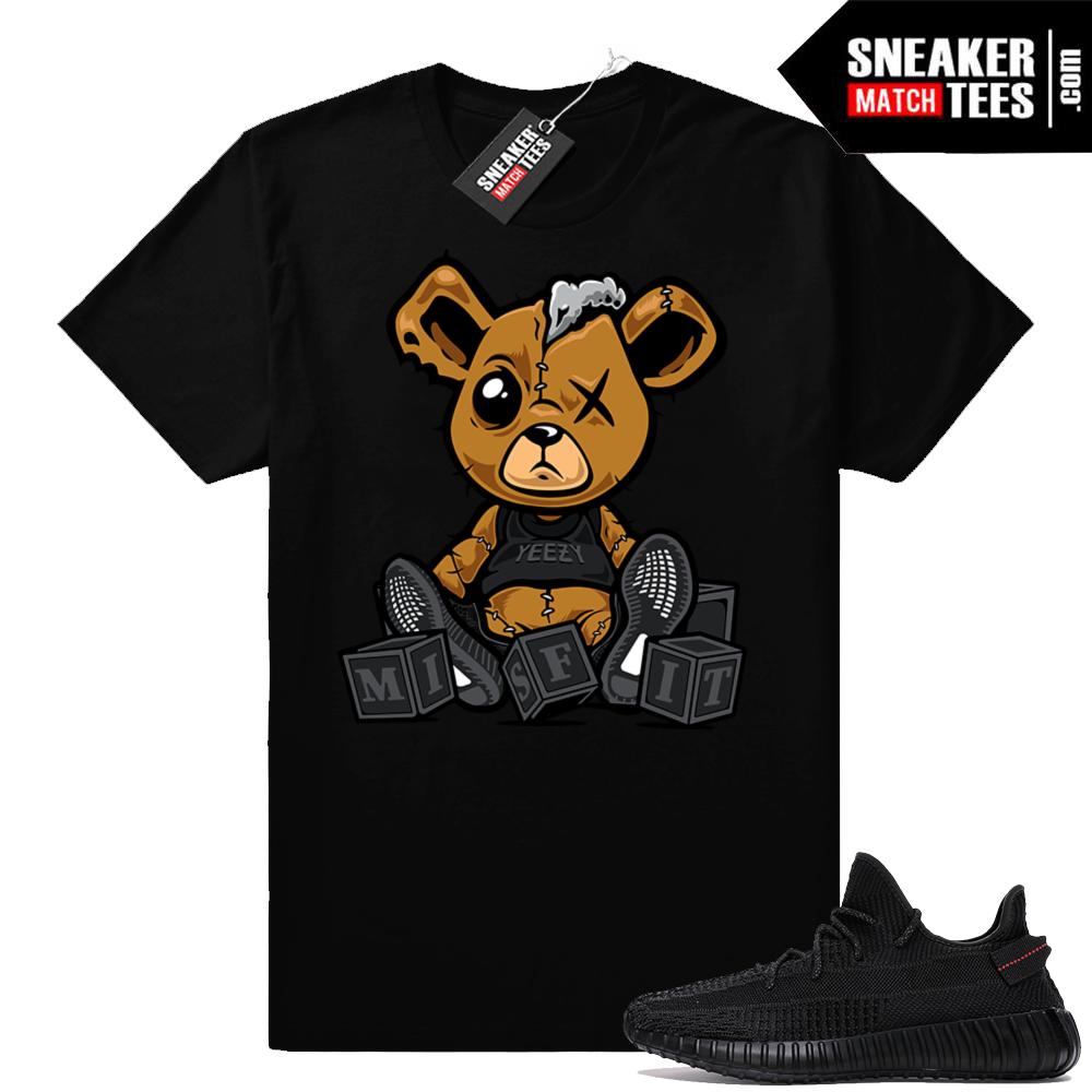 Yeezy Boost 350 V2 Black sneaker match