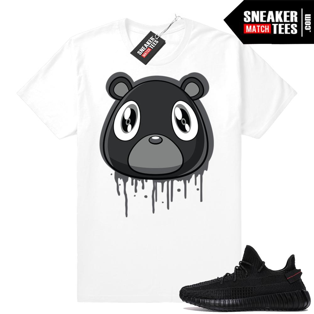 Yeezy Boost 350 V2 Black Sneaker shirt
