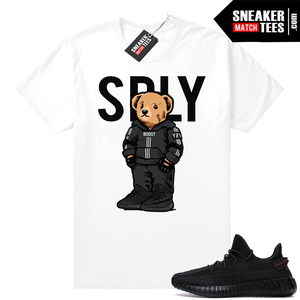 Yeezy Boost Black Supply Bear