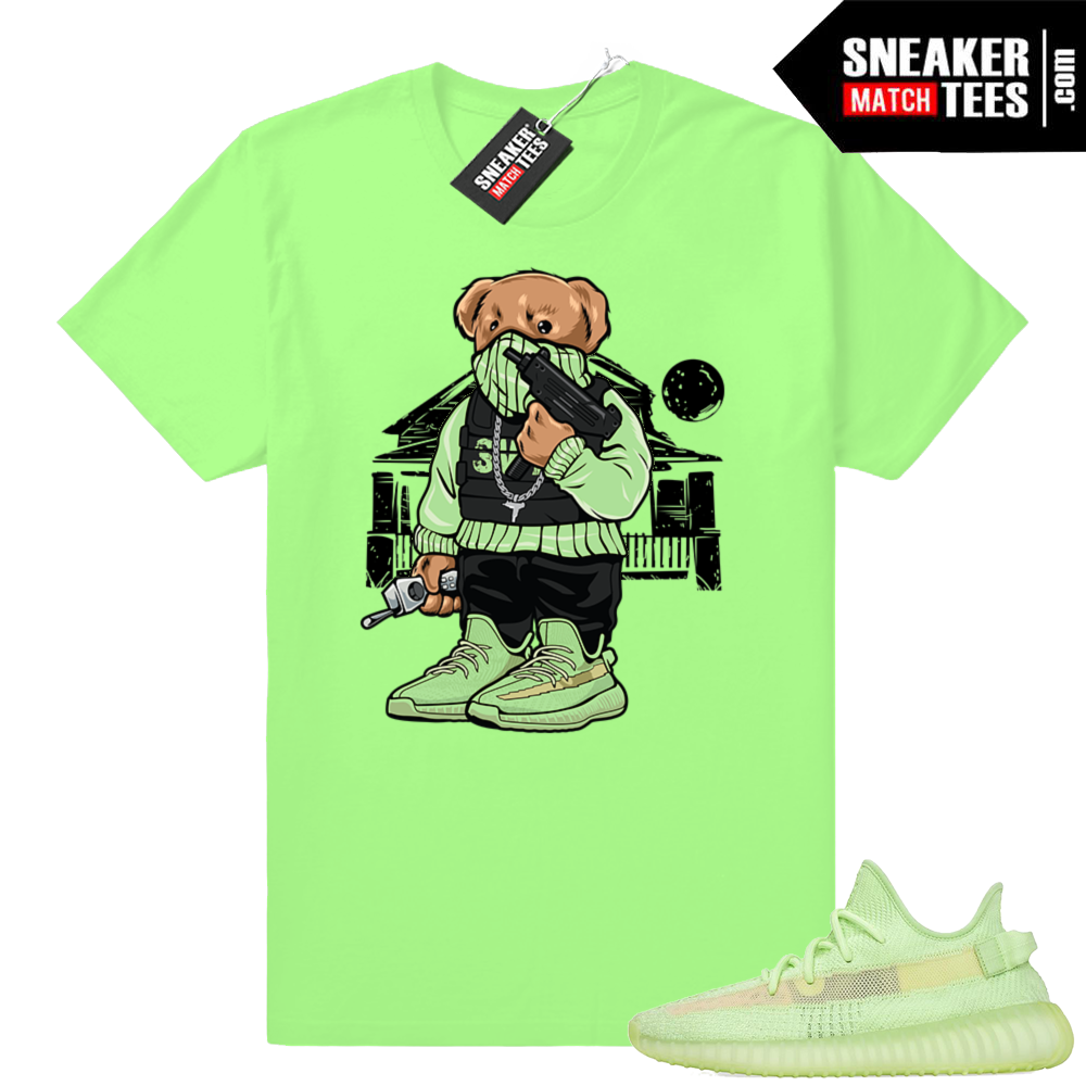 Yeezy shirts match sneakers