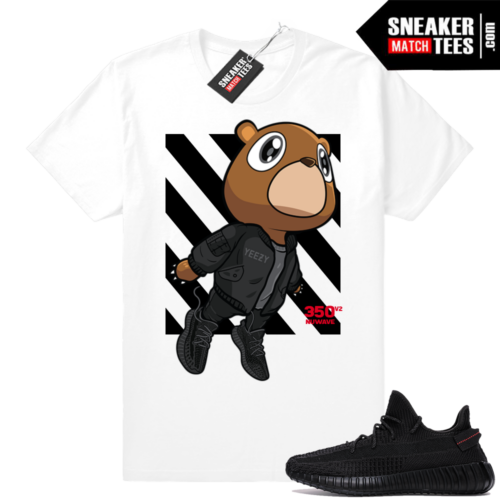 Yeezy sneaker apparel shirts