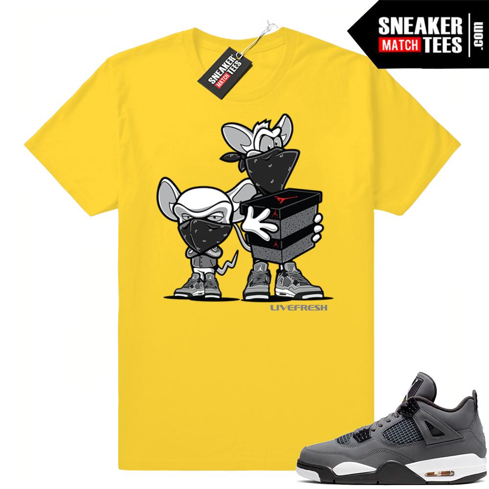 Cool grey 4s matching shirts