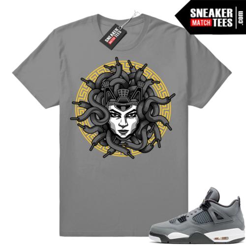 Jordan 4 Cool Grey Sneaker streetwear