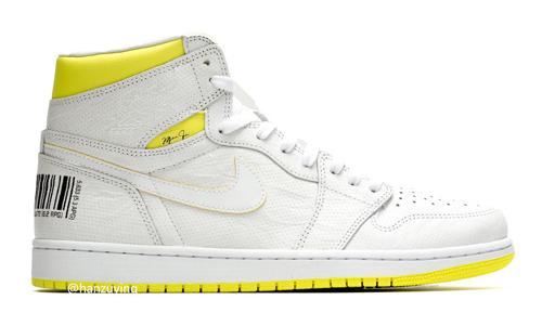 Jordan release July Jordan 1 Yellow