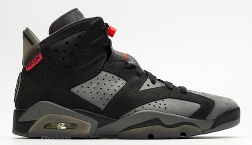 Jordan release July Jordan 6 PSG