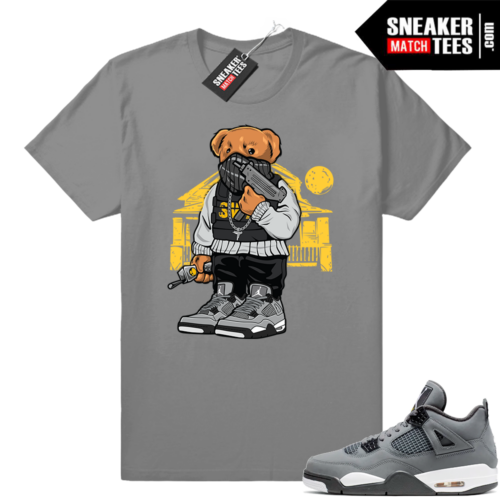 Match Sneaker outfits Cool Grey 4s