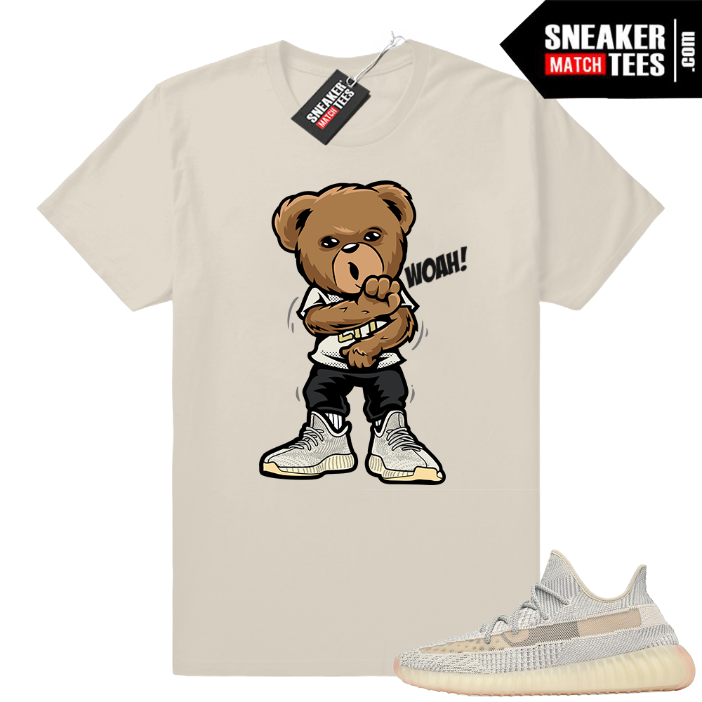 Match Yeezy Boost Lundmark shirt