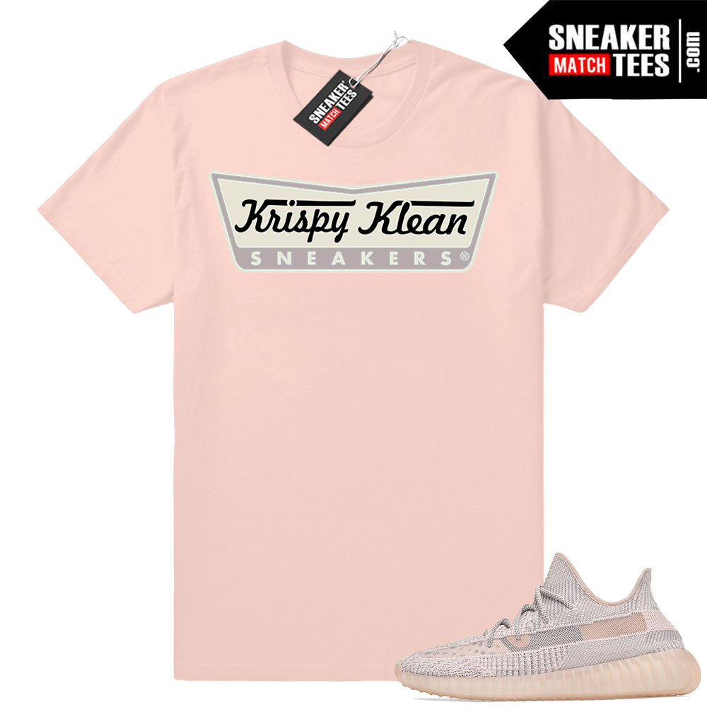 Match Yeezy Synth 350 sneaker tees