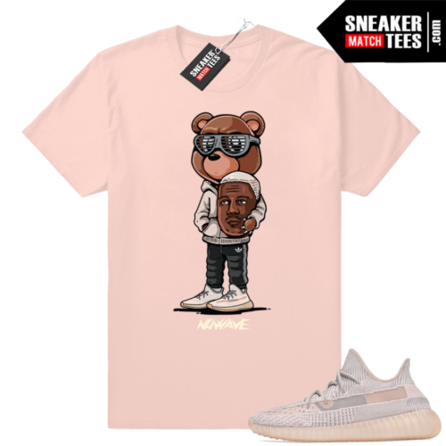 Match Yeezy shirts Synth 350