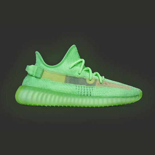 New Yeezys Glow
