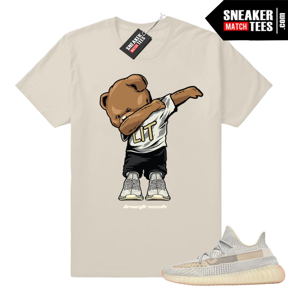 Shirts matching Yeezy Lundmark 350s